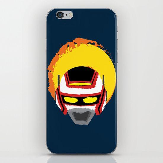 Jaspion iPhone & iPod Skin