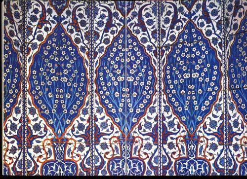 ottoman art of tile