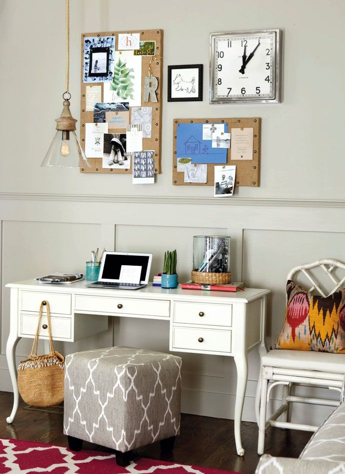 Real Simple Home Office  I  ballarddesigns.com