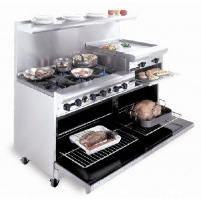 New or used restaurant equipment for home cooks. Great value!
