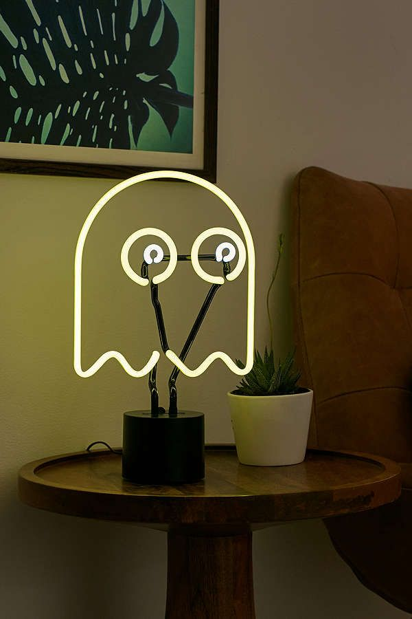Slide View: 1: Ghost Neon Table Lamp