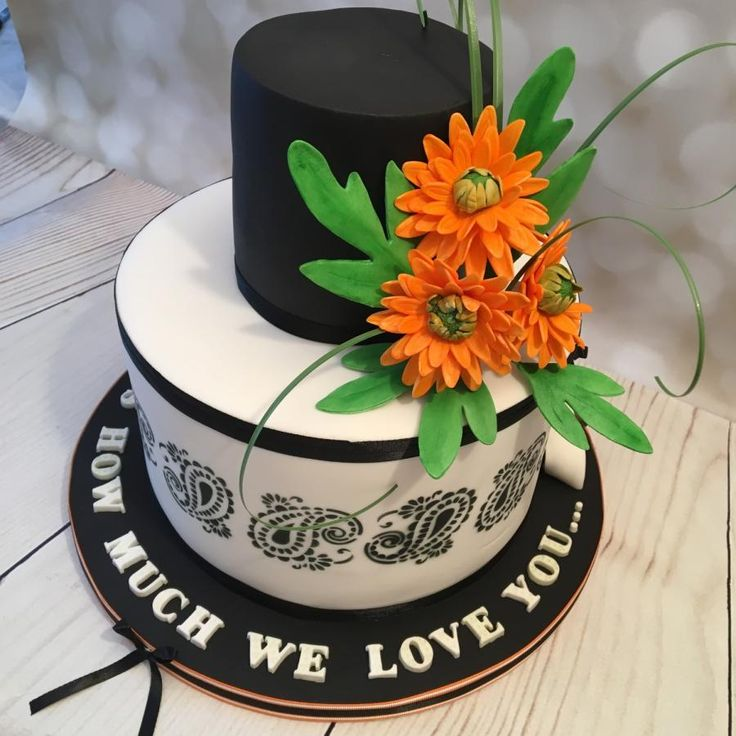 Guess how much I love you ... surprise cake! by Elaine - Ginger Cat Cakery