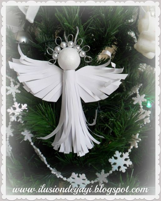 Coming Up: TUTORIAL: DECORATIONS FOR CHRISTMAS TREE:
