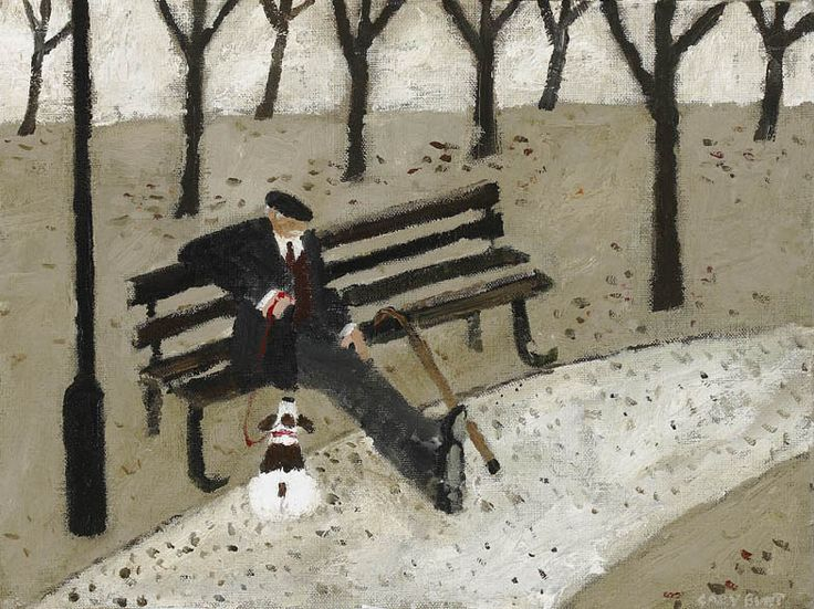 Gary Bunt | Old Friends