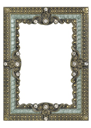 Sheffield Home's Green Vogue Frame