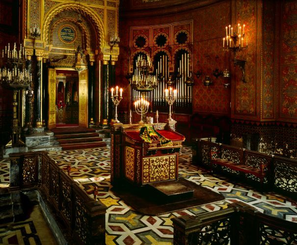 Italian Florence: Florence, Italy, Synagogue