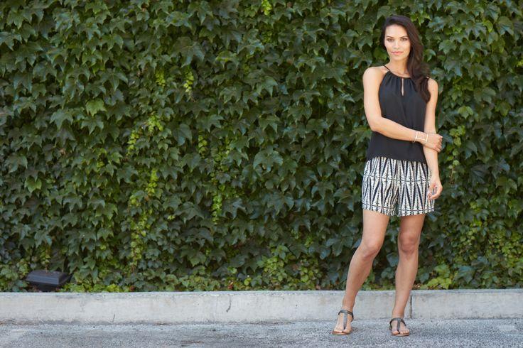 9 Möglichkeiten, in diesem Sommer Jeansshorts zu tragen   – Stitch fix
