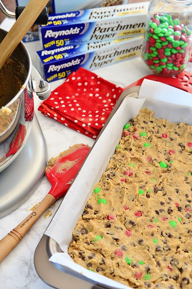 Making your favorite brownies and cookies have never been easier with the help of Reynolds® Parchment Paper.