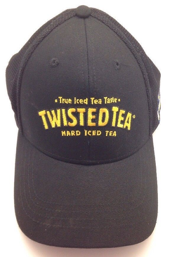 best website a3c78 d590b Details about TWISTED ICE TEA Cap Hat Adjustable - NASCAR 13 Ty Dillon  Germain Racing   Outdoors   Twisted tea, Caps hats, Baseball hats