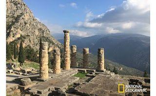 Δημόσιες Σχέσεις και Επικοινωνία: Ξεκινούν οι The Greeks στο National Geographic