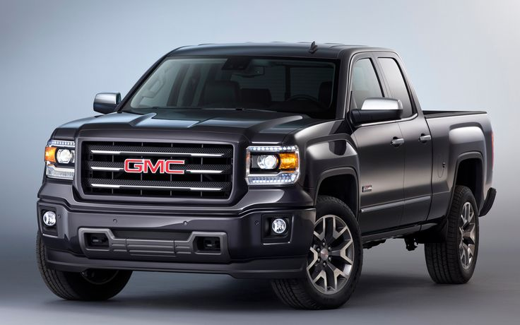 2014 Chevrolet Silverado and GMC Sierra First Look Photo Gallery