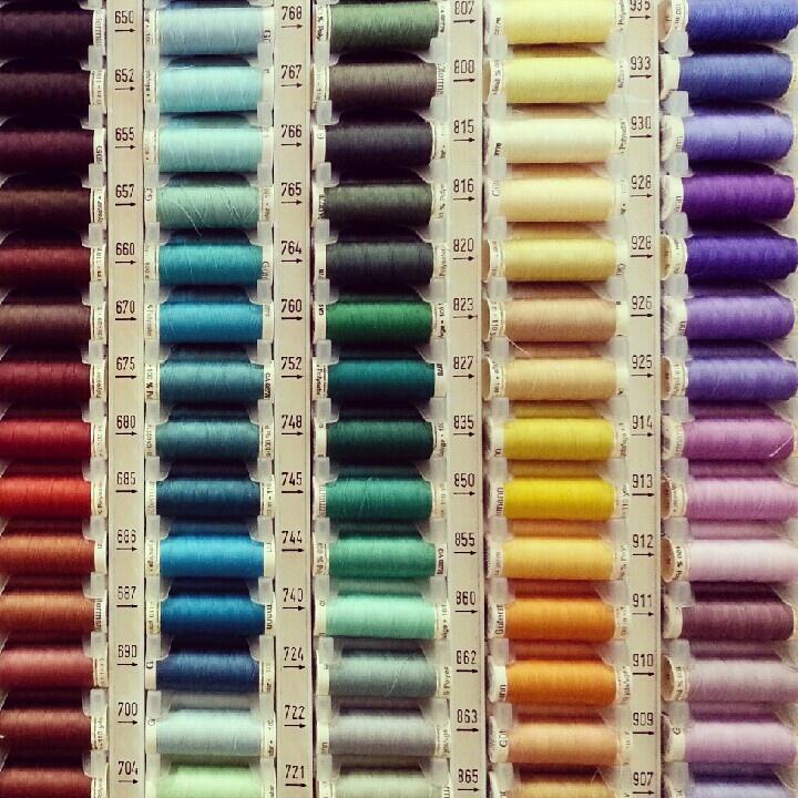 Gutermann Thread Color Conversion Chart Gutermann Thread