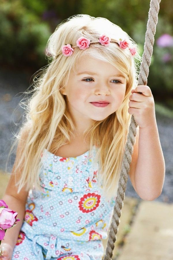 Jewellery For Babies Blonde Hair Super Nice Girl Cute