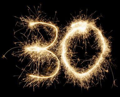 We're Celebrating a Big Anniversary this Year at Creative Sage/Cathryn Hrudicka & Associates. By Cathryn Hrudicka, at http://www.CathrynHrudicka.com/blog — PR, Social Media and Marketing Mentor Blog. Image — 30th_anniversary.jpg
