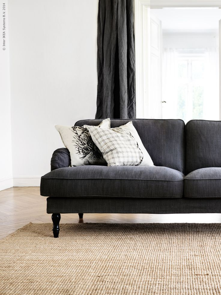 stocksund sofa ikearepin ikea ikeanl bank zitbank klassiek with chaise snack ikea. Black Bedroom Furniture Sets. Home Design Ideas