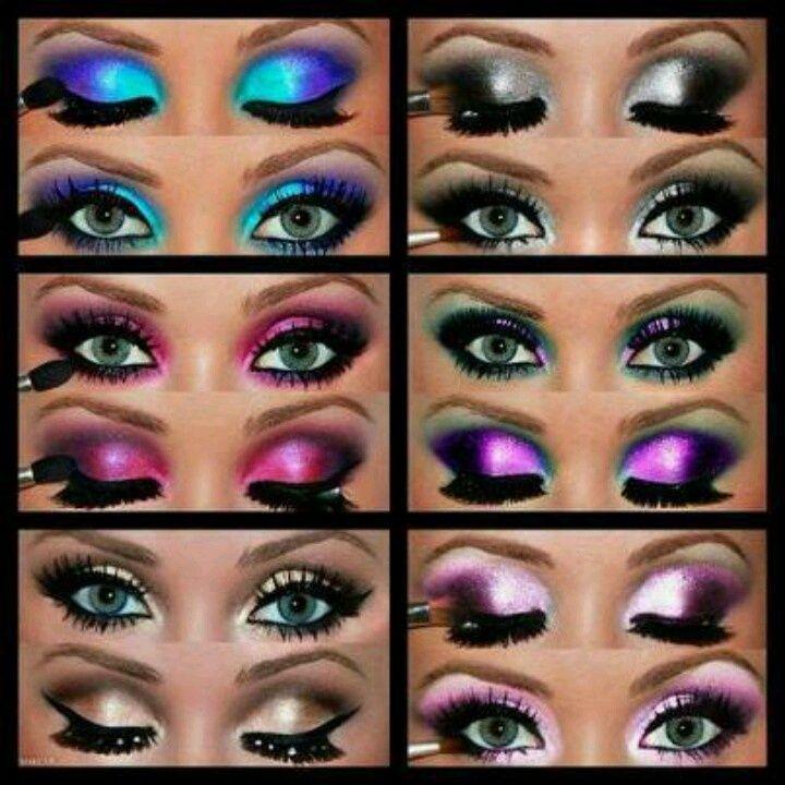Beautiful Eye Makeup Looks