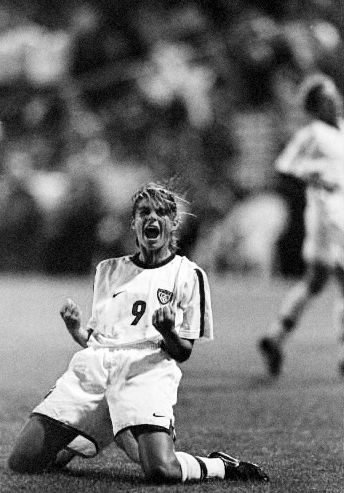 """True champions aren't always the ones that win, but those with the most guts."" • Mia Hamm"