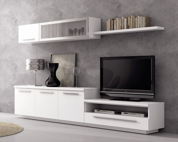 Best 25 muebles para televisores ideas on pinterest - Muebles de televisor ...