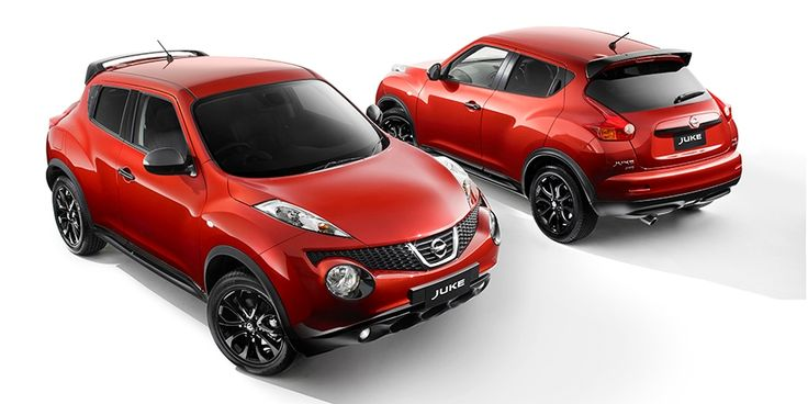 Bandingkan kelebihan, kekurangan, dan spesifikasi tentang Nissan Juke yang di buat oleh tim ahli kita hanya di MobilKamu.com. Klik untuk mencari tahu!