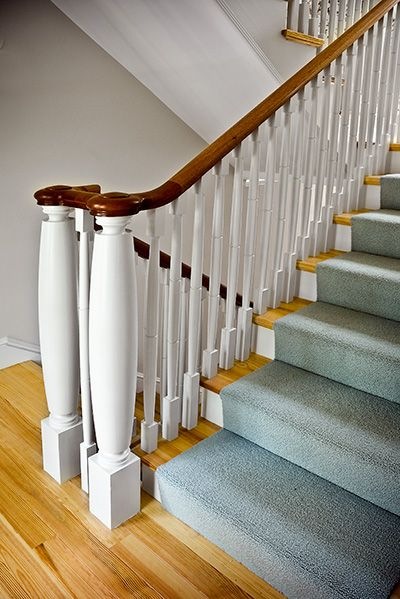 Fixing The Squeak In The Stairs | Horner Millwork Blog Amazing Pictures