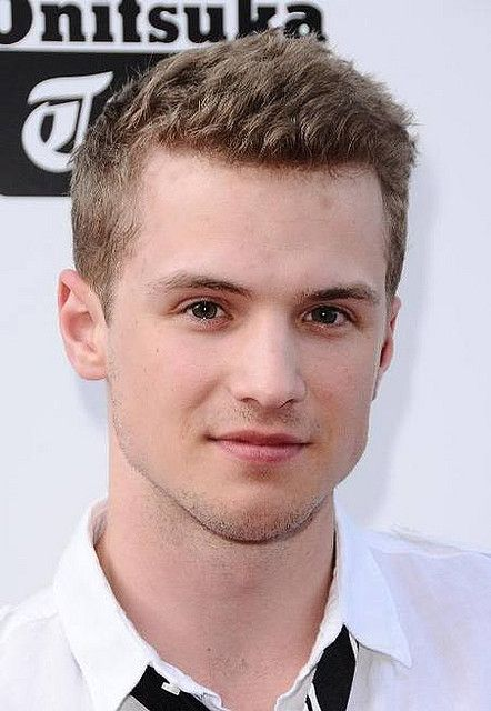 Freddie Stroma...aka Cormac McLaggen...aka gorgeous. He plays in the movie Another Cinderella story Once Upon a Song