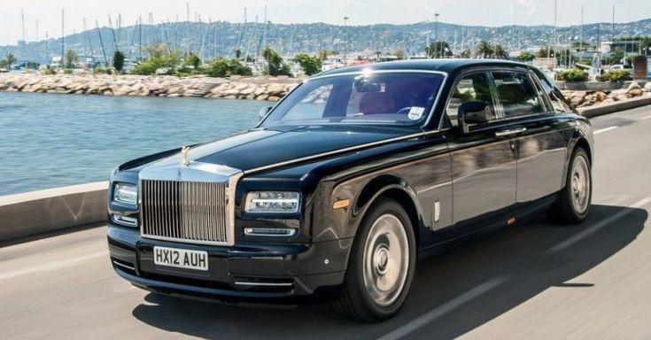 The Five Most Expensive Luxury Sedans Of Sedans Luxury