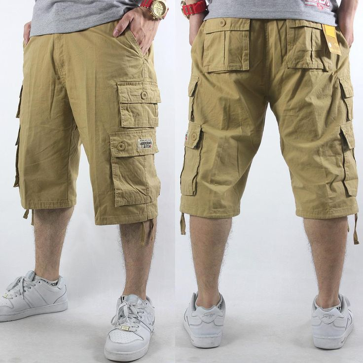 Image result for cargo pants or shorts pic