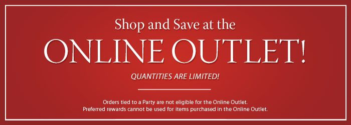 Shop & Save at the Online Outlet