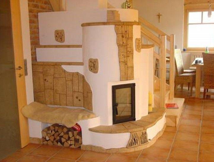 The Ceramic Kachelofen Simplicity Wood Burning Oven