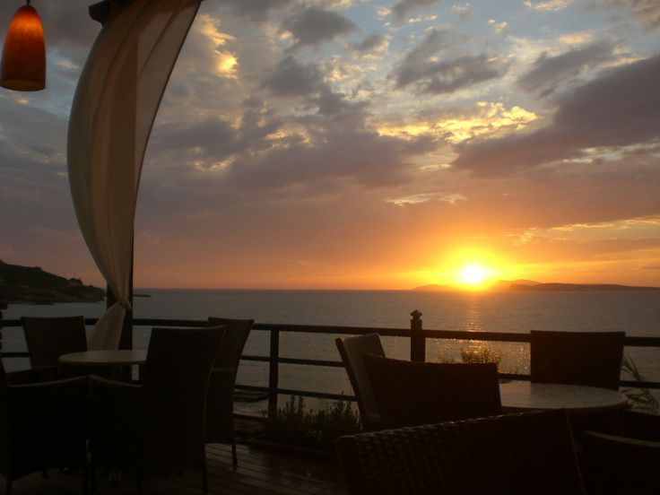 View from Kohili by the sunset.. @Michelle Flynn Flynn Bentley Blu