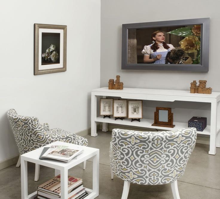 21 best Framing - TVs images on Pinterest   Home ideas, Tv frames ...
