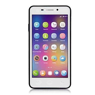 "DOOGEE LEO DG280 4.5"" IPS Android 4.4 3G Smartphone(GPS,OTA,RAM 1GB,ROM 8GB,Dual Camera, BT4.0,Gesture sensing) – USD $ 72.99"