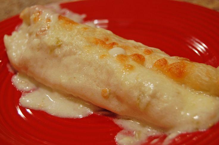 ... Chicken, Enchiladas Recipe, White Enchiladas, Favorite Recipe, White