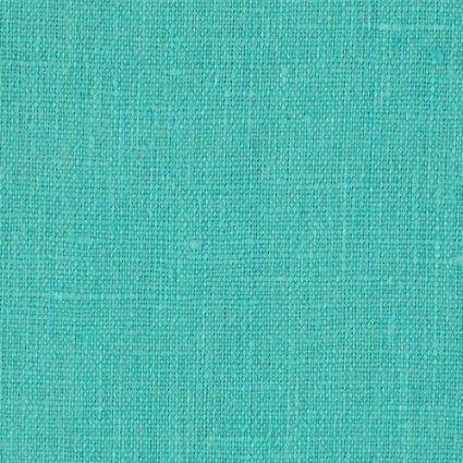 European linen fabric turquoise elephant nursery for Purple nursery fabric