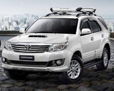 Toyota Grand New Fortuner VN Turbo SUV Terbaik Penjelajah Tangguh