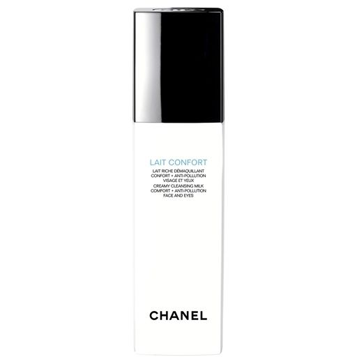 Chanel ~ LAIT CONFORT CREAMY CLEANSING MILK COMFORT + ANTI-POLLUTION FACE AND EYES (5 FL. OZ.)