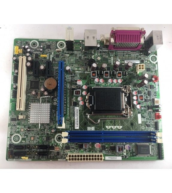 Intel Desktop Motherboard DH61CR TzabaPC