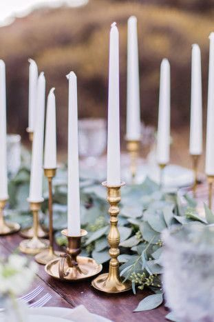 Want a beautiful collection of vintage brass candle holders? We will hunt them down for you. With this listing you will purchase the number of candle sticks you need and I will find them for you. Ship together and your event will have the collected, vintage feel you wanted with out having to run around! This beautiful collection of brass candle holders are sold individually $12.50 each ... Buy as many or as little as you like... Love the look of mixed centerpieces? So do we... Buy them all…