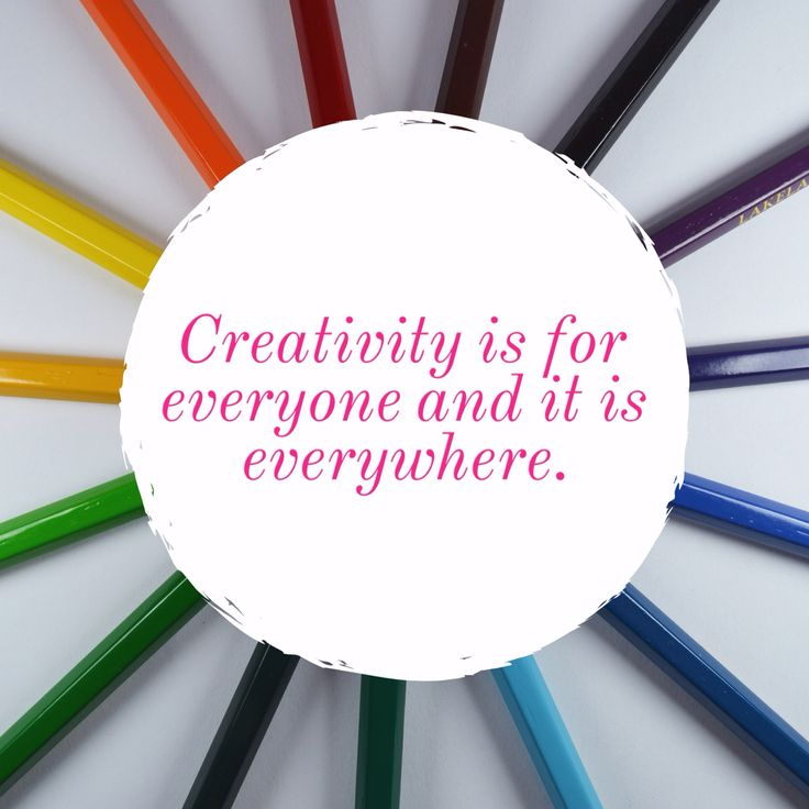 We often consider being creative is for  certain professions. However I believe that being creative is for everyone and everywhere, understanding that our approaches and expressions to creativity differ in terms of level and style. How we use our time, space, possessions are ways of expressing our creativity. It is also known as life! Be uniquely creative in life.