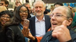 General election 2017: Jeremy Corbyn vows to change polls course  BBC News