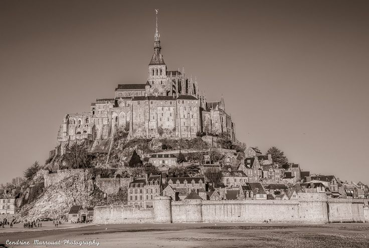 A visit to France - Mont-Saint-Michel (1)