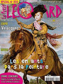 entre  autres des articles traitant de Velázquez, Cupidon, les enfants stars de la peinture et la petite histoire du gâteau d'anniversaire...