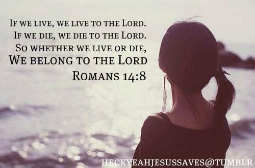 we live: Quote, Jesus Save