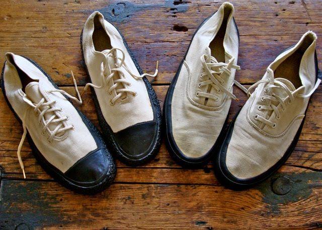 WW2 Shoes