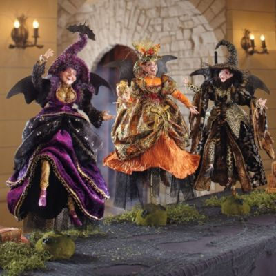 Mark Roberts Witches