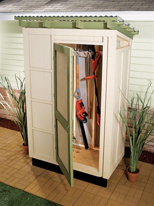 Storage Shed Ideas For Your Garden