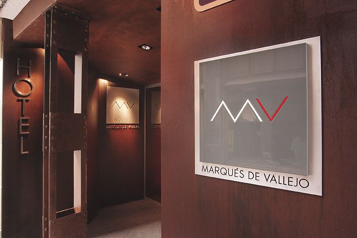 Proyecto iluminación.- Hotel Marques de Vallejo  #LightingDesigners  #Iluminacion #OsabaIluminacion #Hotel  #MarquesDeVallejo