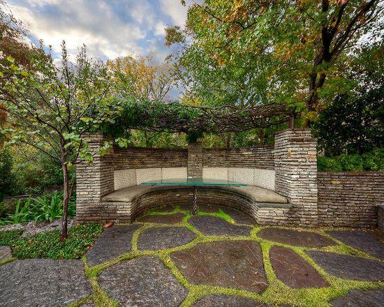 aménagment du jardin: idée super pour le salon extérieur