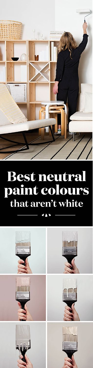 Step away from the builder's beige. Neutrals don't have to be boring. These shades are foolproof and more interesting than eggshell.