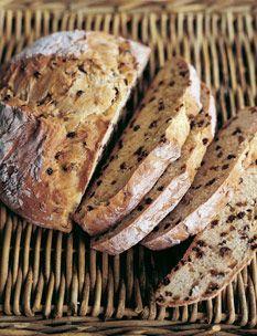Irish Soda Bread from the barefootcontessa! Oh so wonderful...